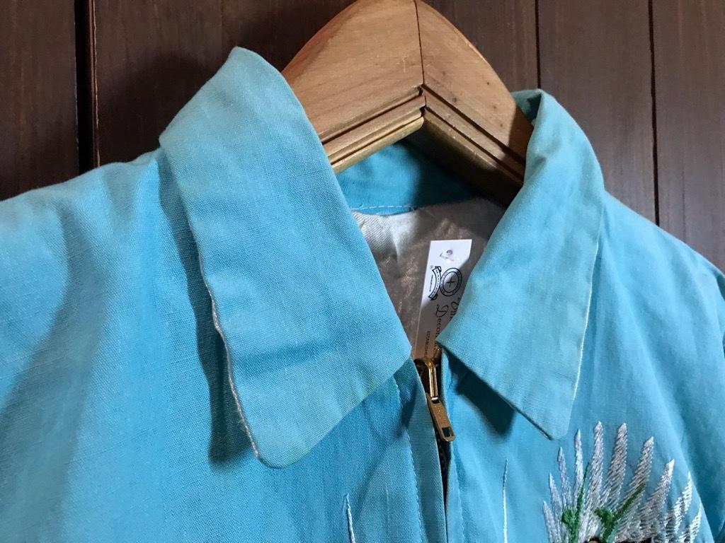 マグネッツ神戸店11/21(水)Vintage入荷! #1 Souvenir Jacket!US.Cavalry Boots!!!_c0078587_14121450.jpg