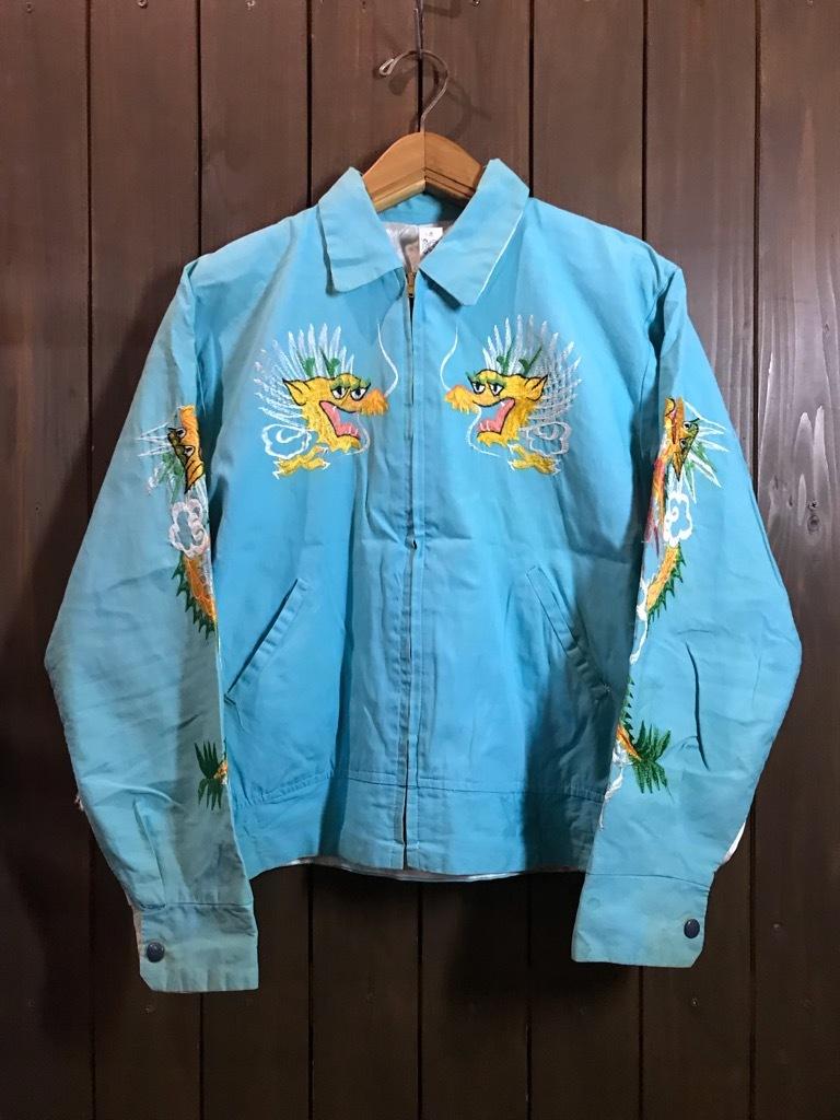 マグネッツ神戸店11/21(水)Vintage入荷! #1 Souvenir Jacket!US.Cavalry Boots!!!_c0078587_14121517.jpg