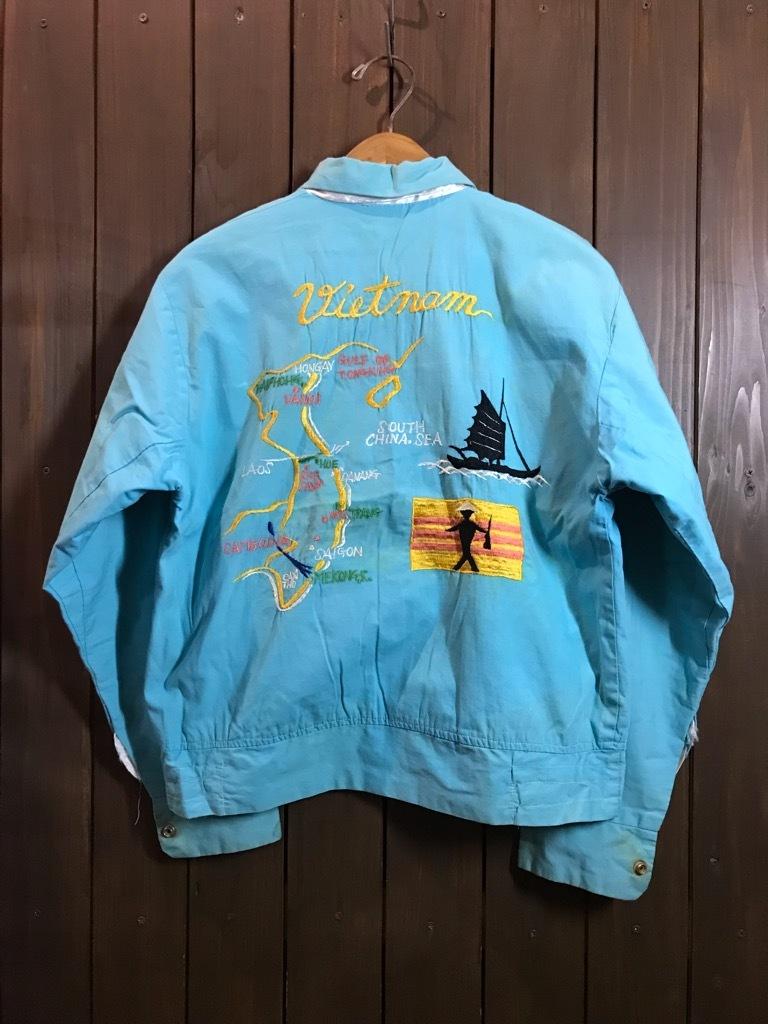 マグネッツ神戸店11/21(水)Vintage入荷! #1 Souvenir Jacket!US.Cavalry Boots!!!_c0078587_14121571.jpg
