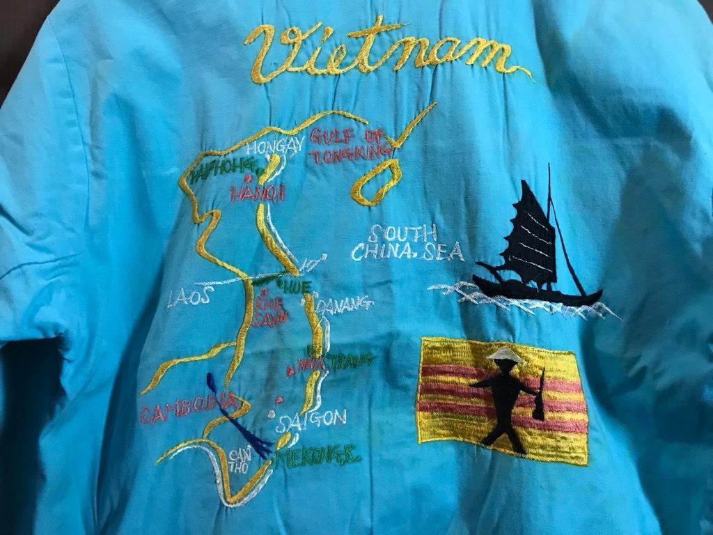 マグネッツ神戸店11/21(水)Vintage入荷! #1 Souvenir Jacket!US.Cavalry Boots!!!_c0078587_14121575.jpg