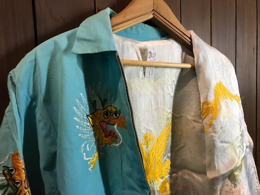 マグネッツ神戸店11/21(水)Vintage入荷! #1 Souvenir Jacket!US.Cavalry Boots!!!_c0078587_14161415.jpg