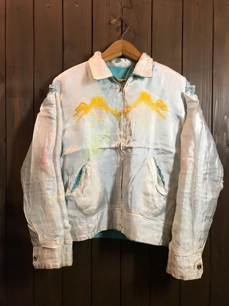 マグネッツ神戸店11/21(水)Vintage入荷! #1 Souvenir Jacket!US.Cavalry Boots!!!_c0078587_14164520.jpg
