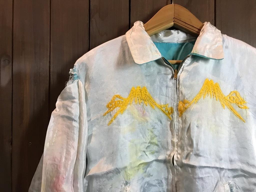 マグネッツ神戸店11/21(水)Vintage入荷! #1 Souvenir Jacket!US.Cavalry Boots!!!_c0078587_14164579.jpg