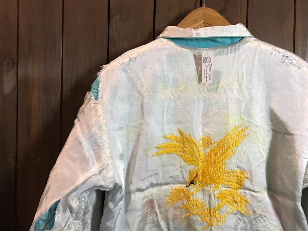 マグネッツ神戸店11/21(水)Vintage入荷! #1 Souvenir Jacket!US.Cavalry Boots!!!_c0078587_14164630.jpg