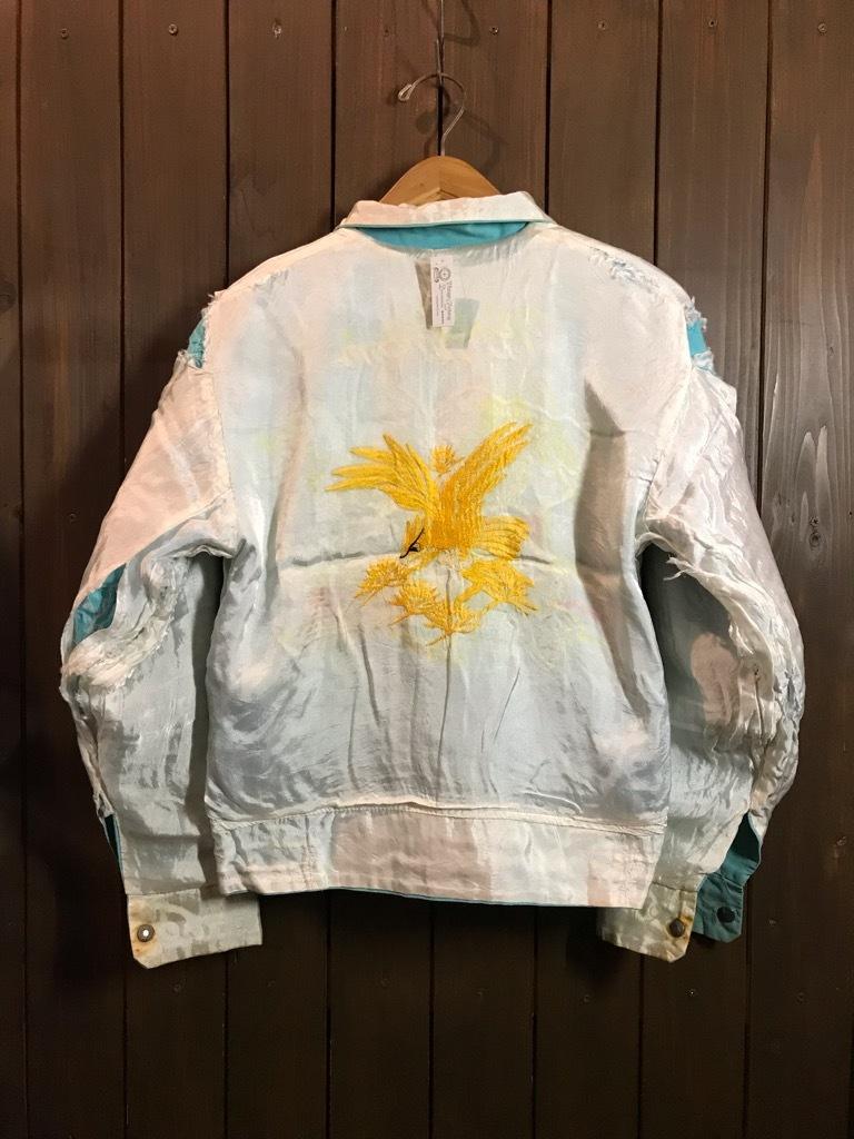 マグネッツ神戸店11/21(水)Vintage入荷! #1 Souvenir Jacket!US.Cavalry Boots!!!_c0078587_14164684.jpg