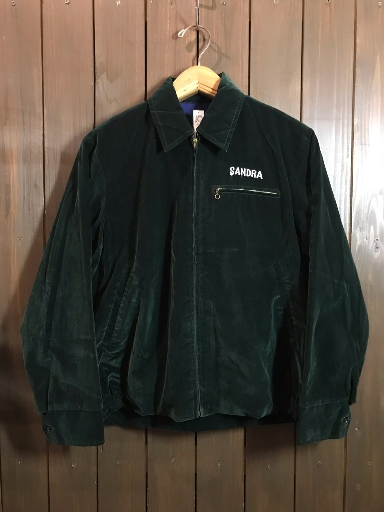 マグネッツ神戸店11/21(水)Vintage入荷! #1 Souvenir Jacket!US.Cavalry Boots!!!_c0078587_14173020.jpg