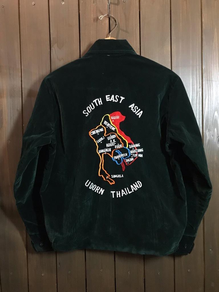 マグネッツ神戸店11/21(水)Vintage入荷! #1 Souvenir Jacket!US.Cavalry Boots!!!_c0078587_14173092.jpg