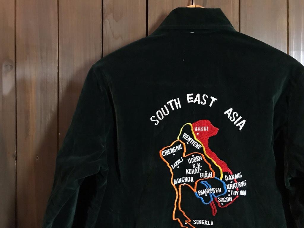 マグネッツ神戸店11/21(水)Vintage入荷! #1 Souvenir Jacket!US.Cavalry Boots!!!_c0078587_14191309.jpg