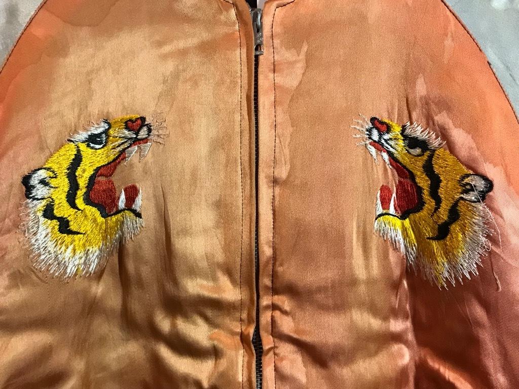 マグネッツ神戸店11/21(水)Vintage入荷! #1 Souvenir Jacket!US.Cavalry Boots!!!_c0078587_14200615.jpg