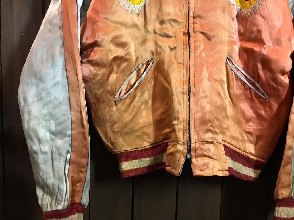 マグネッツ神戸店11/21(水)Vintage入荷! #1 Souvenir Jacket!US.Cavalry Boots!!!_c0078587_14200622.jpg