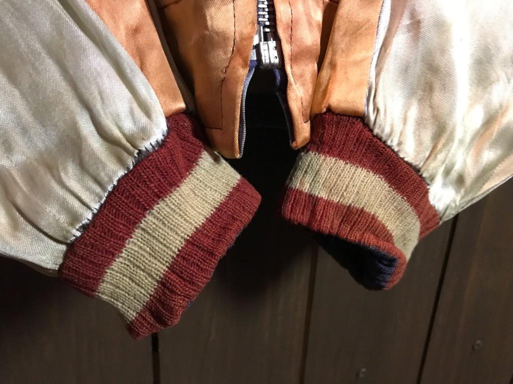 マグネッツ神戸店11/21(水)Vintage入荷! #1 Souvenir Jacket!US.Cavalry Boots!!!_c0078587_14200748.jpg
