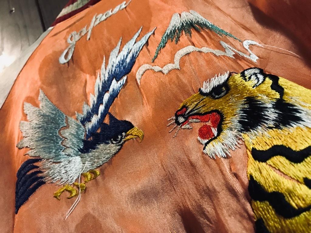 マグネッツ神戸店11/21(水)Vintage入荷! #1 Souvenir Jacket!US.Cavalry Boots!!!_c0078587_14200756.jpg