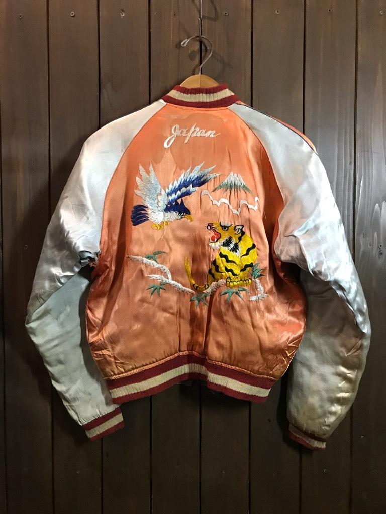 マグネッツ神戸店11/21(水)Vintage入荷! #1 Souvenir Jacket!US.Cavalry Boots!!!_c0078587_14200780.jpg