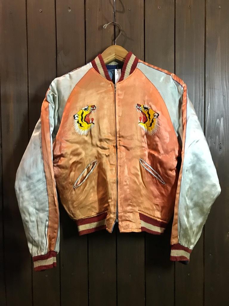 マグネッツ神戸店11/21(水)Vintage入荷! #1 Souvenir Jacket!US.Cavalry Boots!!!_c0078587_14200794.jpg