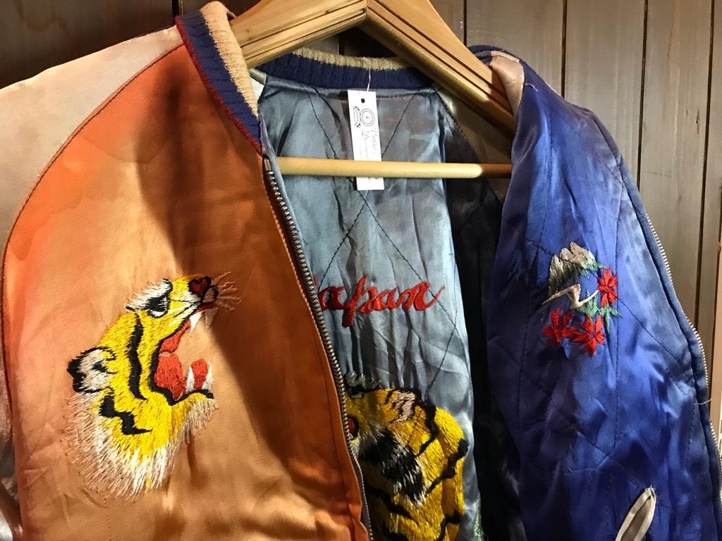 マグネッツ神戸店11/21(水)Vintage入荷! #1 Souvenir Jacket!US.Cavalry Boots!!!_c0078587_14210738.jpg
