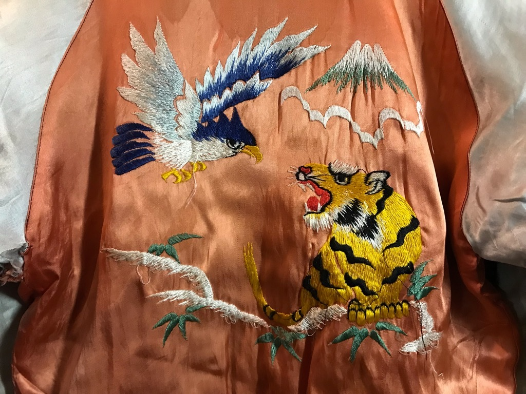 マグネッツ神戸店11/21(水)Vintage入荷! #1 Souvenir Jacket!US.Cavalry Boots!!!_c0078587_14210921.jpg