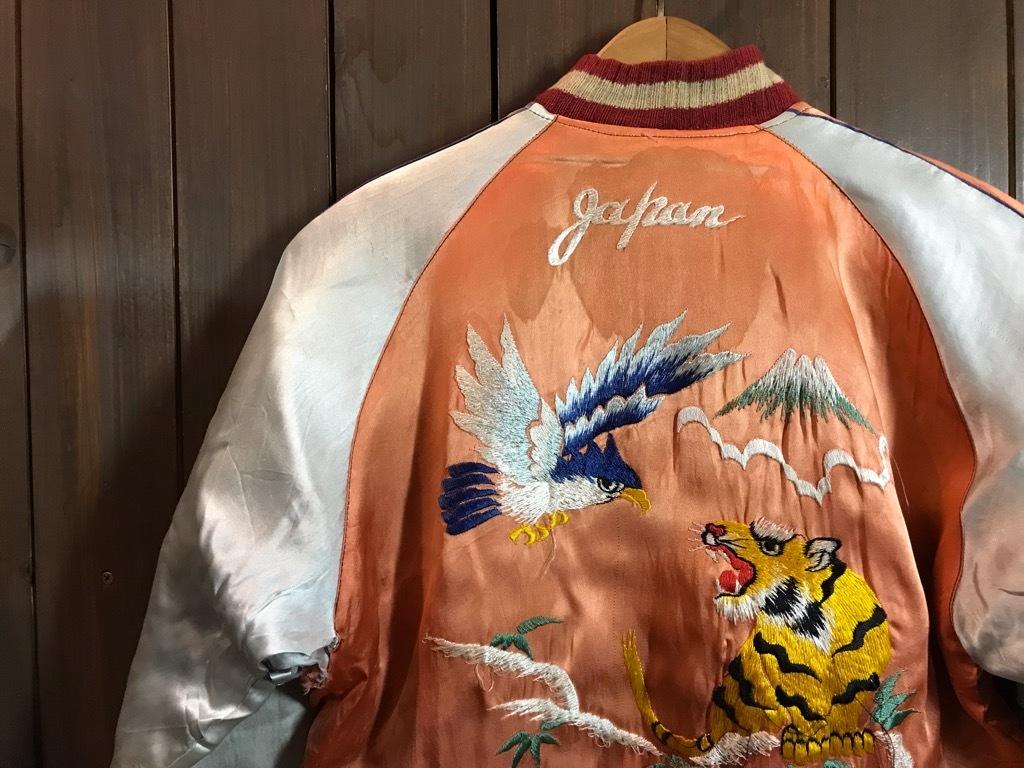 マグネッツ神戸店11/21(水)Vintage入荷! #1 Souvenir Jacket!US.Cavalry Boots!!!_c0078587_14210959.jpg