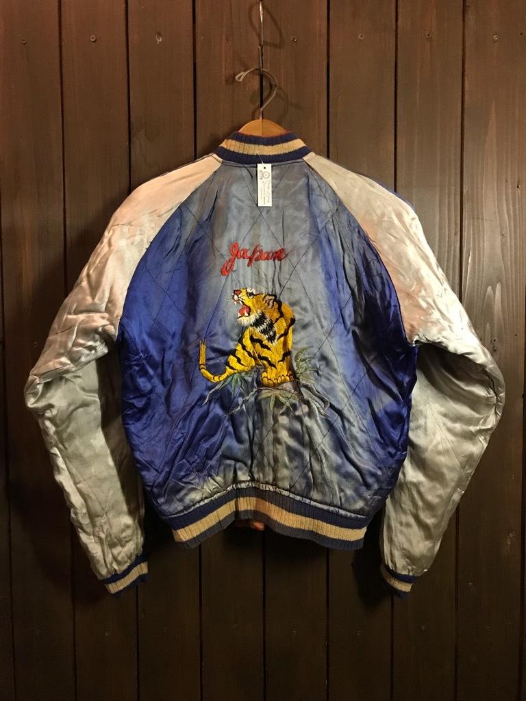 マグネッツ神戸店11/21(水)Vintage入荷! #1 Souvenir Jacket!US.Cavalry Boots!!!_c0078587_14232525.jpg