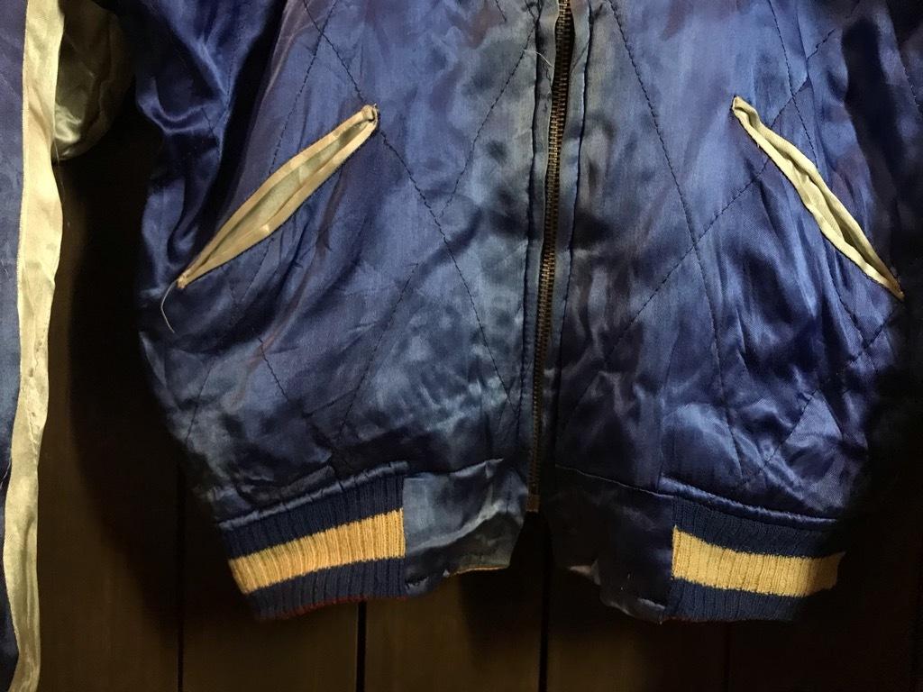 マグネッツ神戸店11/21(水)Vintage入荷! #1 Souvenir Jacket!US.Cavalry Boots!!!_c0078587_14232548.jpg