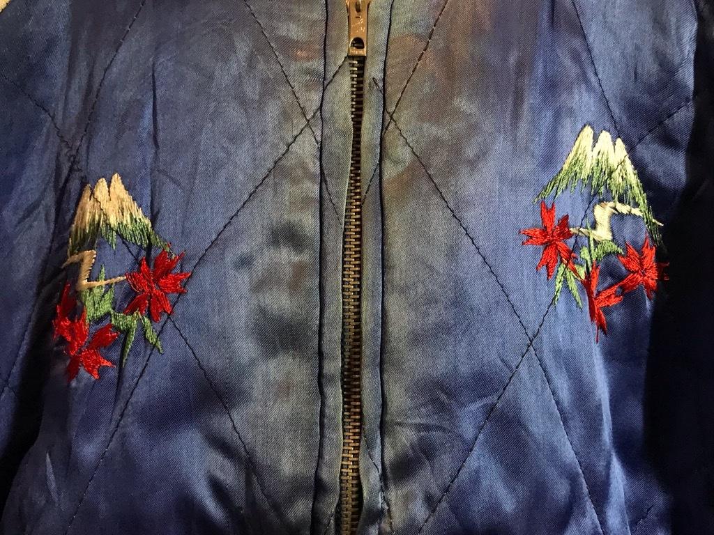 マグネッツ神戸店11/21(水)Vintage入荷! #1 Souvenir Jacket!US.Cavalry Boots!!!_c0078587_14232605.jpg
