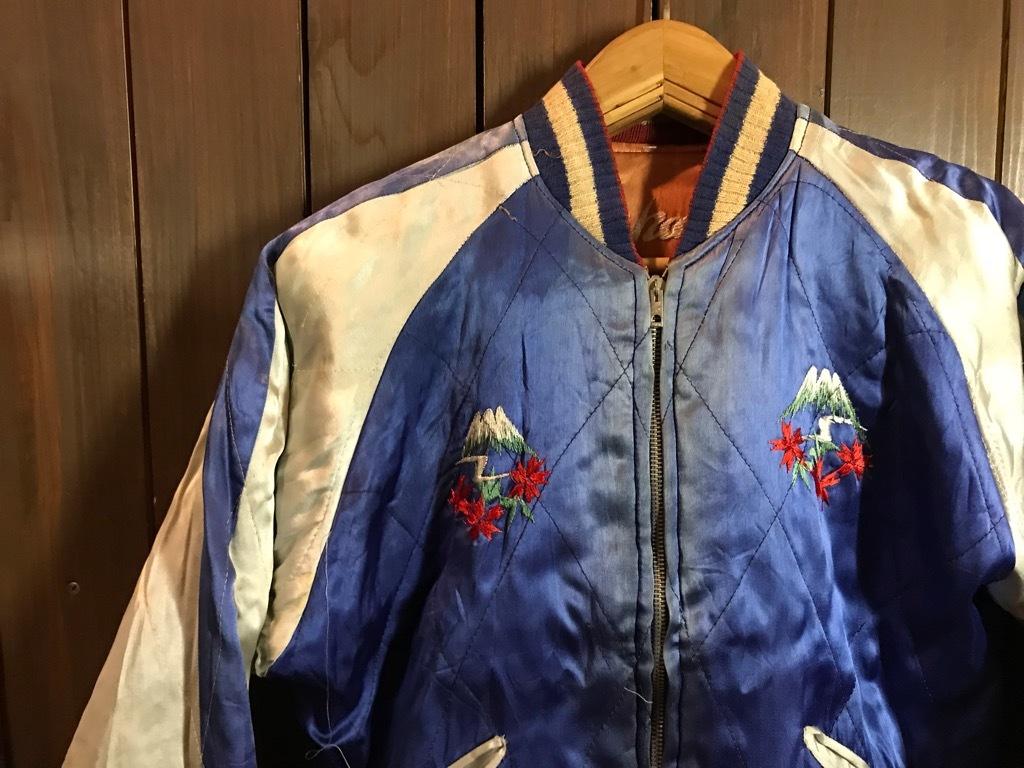 マグネッツ神戸店11/21(水)Vintage入荷! #1 Souvenir Jacket!US.Cavalry Boots!!!_c0078587_14232629.jpg