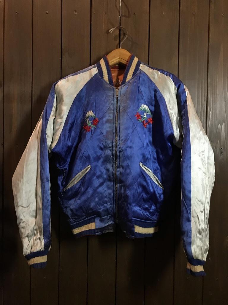 マグネッツ神戸店11/21(水)Vintage入荷! #1 Souvenir Jacket!US.Cavalry Boots!!!_c0078587_14232655.jpg