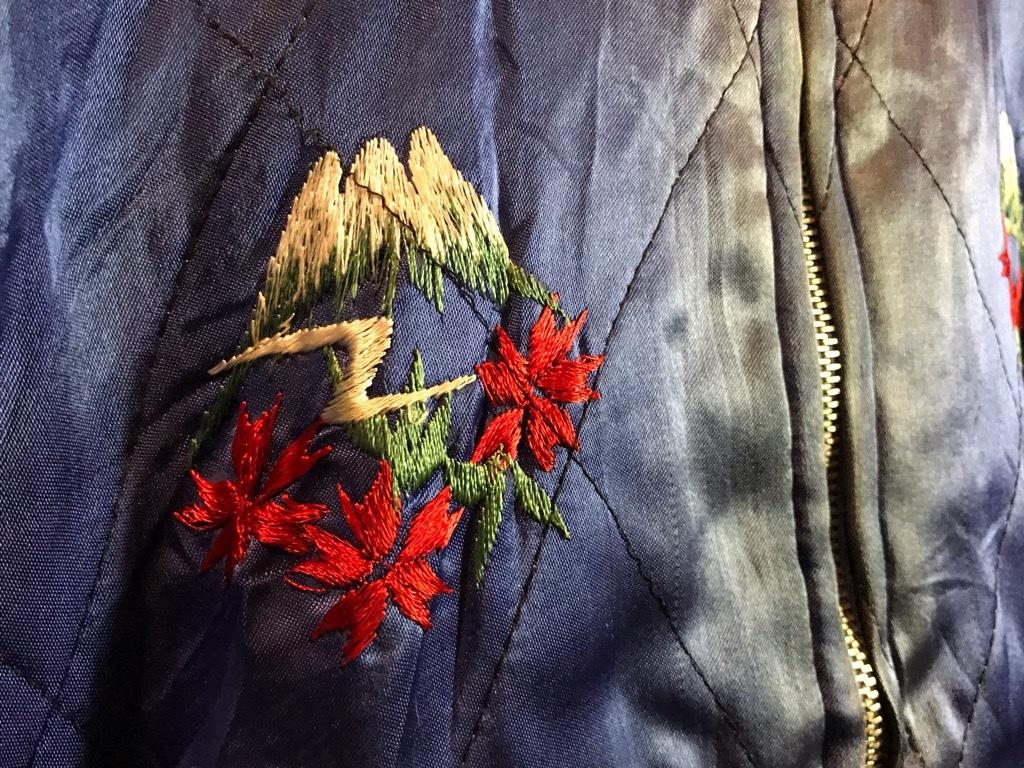マグネッツ神戸店11/21(水)Vintage入荷! #1 Souvenir Jacket!US.Cavalry Boots!!!_c0078587_14232682.jpg