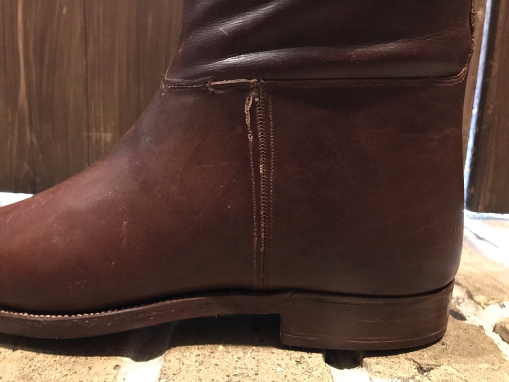 マグネッツ神戸店11/21(水)Vintage入荷! #1 Souvenir Jacket!US.Cavalry Boots!!!_c0078587_14245174.jpg