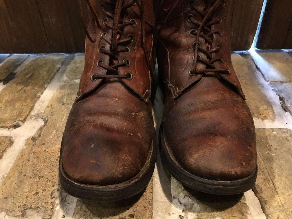 マグネッツ神戸店11/21(水)Vintage入荷! #1 Souvenir Jacket!US.Cavalry Boots!!!_c0078587_14280469.jpg