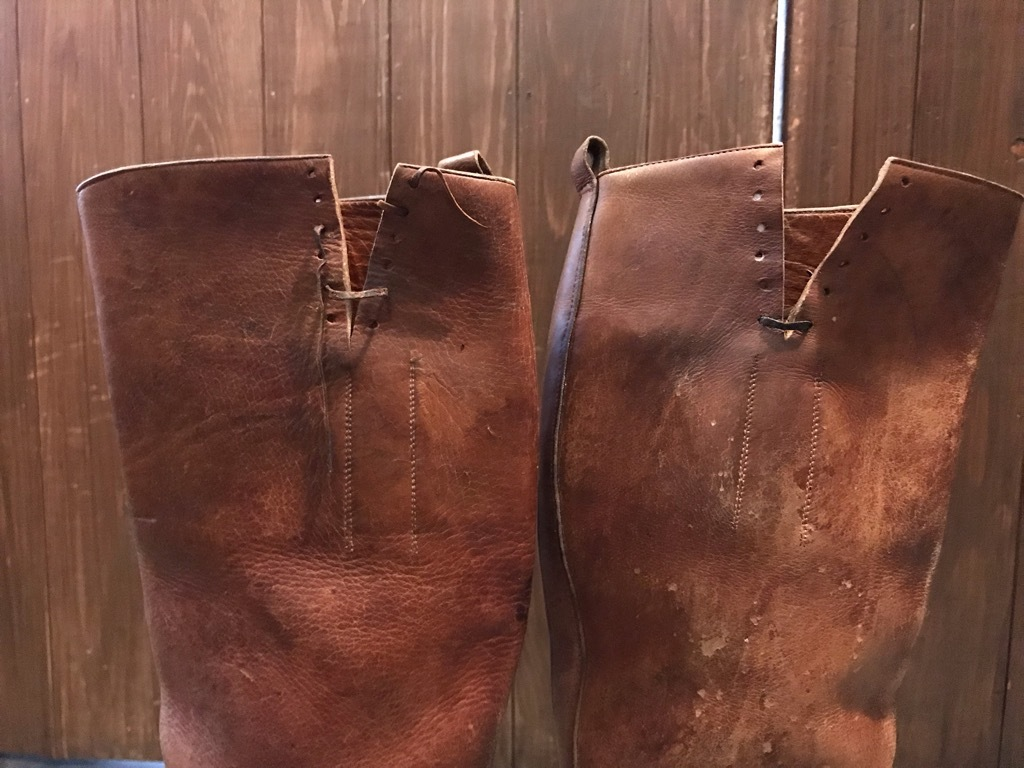 マグネッツ神戸店11/21(水)Vintage入荷! #1 Souvenir Jacket!US.Cavalry Boots!!!_c0078587_14280531.jpg