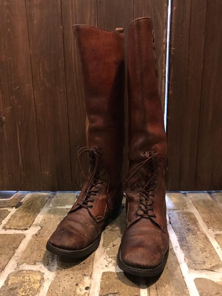 マグネッツ神戸店11/21(水)Vintage入荷! #1 Souvenir Jacket!US.Cavalry Boots!!!_c0078587_14280595.jpg