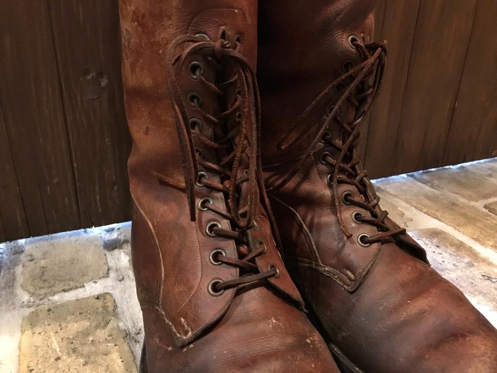 マグネッツ神戸店11/21(水)Vintage入荷! #1 Souvenir Jacket!US.Cavalry Boots!!!_c0078587_14280614.jpg