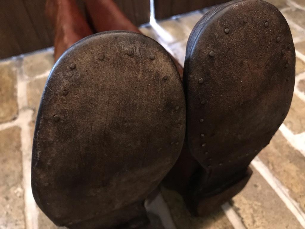 マグネッツ神戸店11/21(水)Vintage入荷! #1 Souvenir Jacket!US.Cavalry Boots!!!_c0078587_14284456.jpg