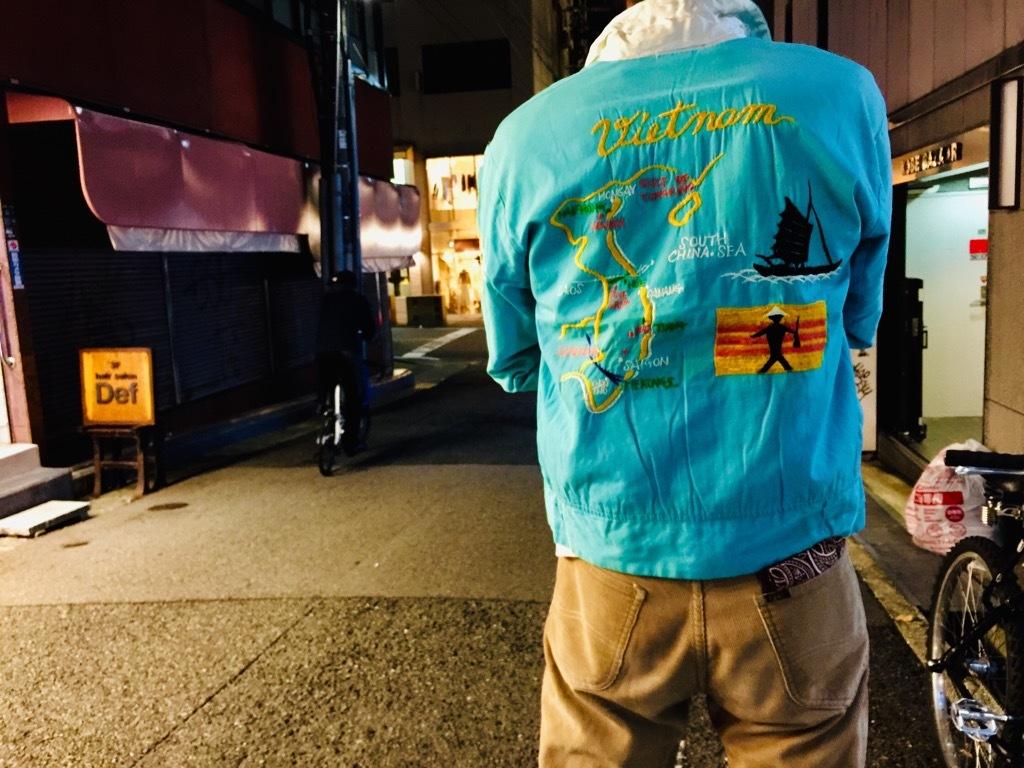 マグネッツ神戸店11/21(水)Vintage入荷! #1 Souvenir Jacket!US.Cavalry Boots!!!_c0078587_19532183.jpg