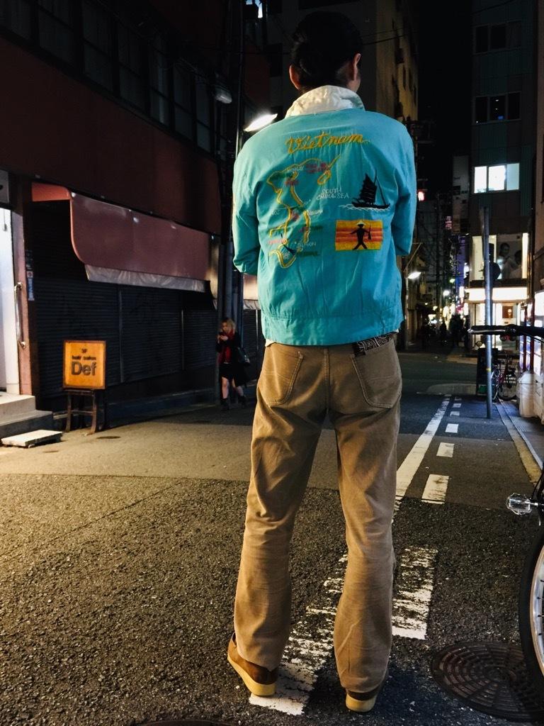 マグネッツ神戸店11/21(水)Vintage入荷! #1 Souvenir Jacket!US.Cavalry Boots!!!_c0078587_19532274.jpg