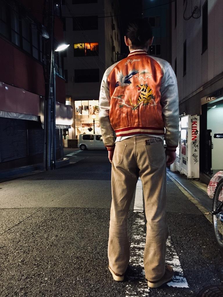 マグネッツ神戸店11/21(水)Vintage入荷! #1 Souvenir Jacket!US.Cavalry Boots!!!_c0078587_19532278.jpg