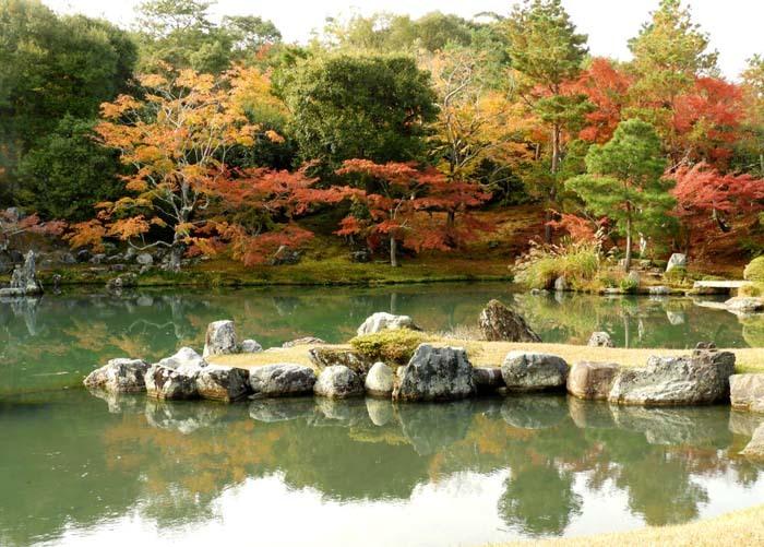 嵐山 天龍寺紅葉の盛り_e0048413_21304924.jpg
