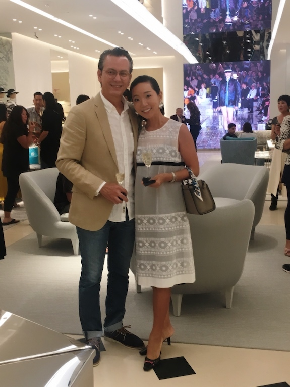 DIOR opening party in Honolulu!!_c0187025_12202206.jpg