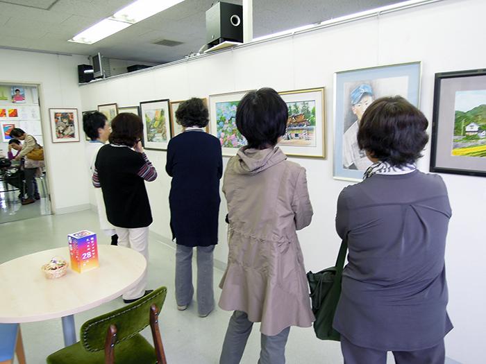 アトリエTODAY美術展2018のお礼とご紹介_b0212226_21323502.jpg