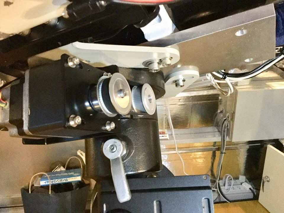 タカハシ160J型赤道儀 ベルトドライブ改造_c0061727_08491969.jpg
