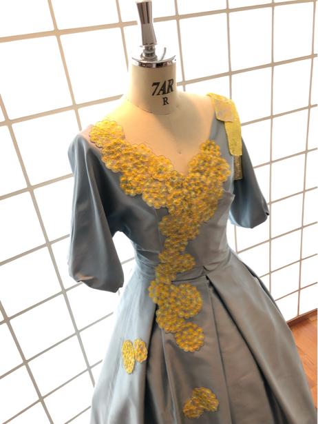 La vie en France Vl  Robe mimosa_e0060341_20392650.jpg