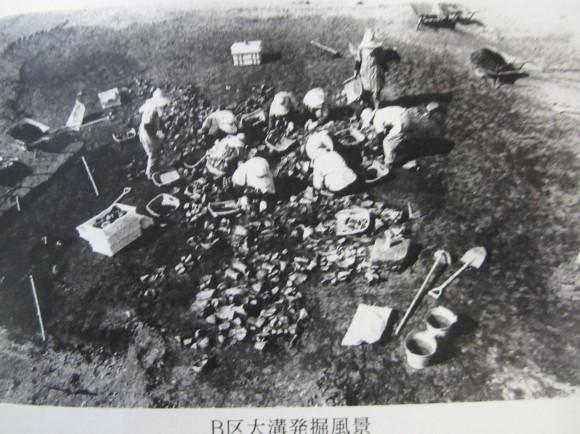 邪馬台国の滅亡を再検討する・弥生遺跡消息一覧表_a0237545_22502470.jpg