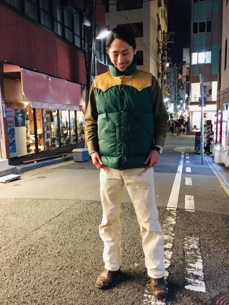 マグネッツ神戸店11/21(水)Vintage入荷! #6 Old OutDoor Item!!!_c0078587_20365270.jpg