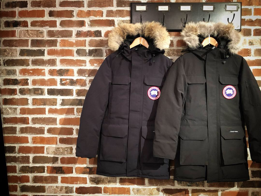 CANADA GOOSE - 2018 A/W COLLECTION!!_c0079892_18541819.jpg