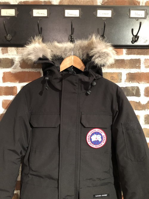 CANADA GOOSE - 2018 A/W COLLECTION!!_c0079892_1859246.jpg