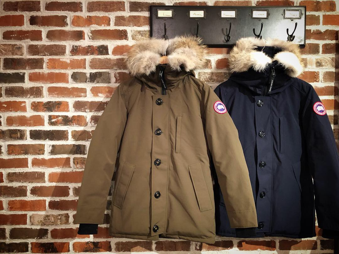 CANADA GOOSE - 2018 A/W COLLECTION!!_c0079892_1859399.jpg