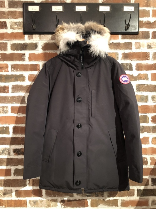 CANADA GOOSE - 2018 A/W COLLECTION!!_c0079892_1859497.jpg