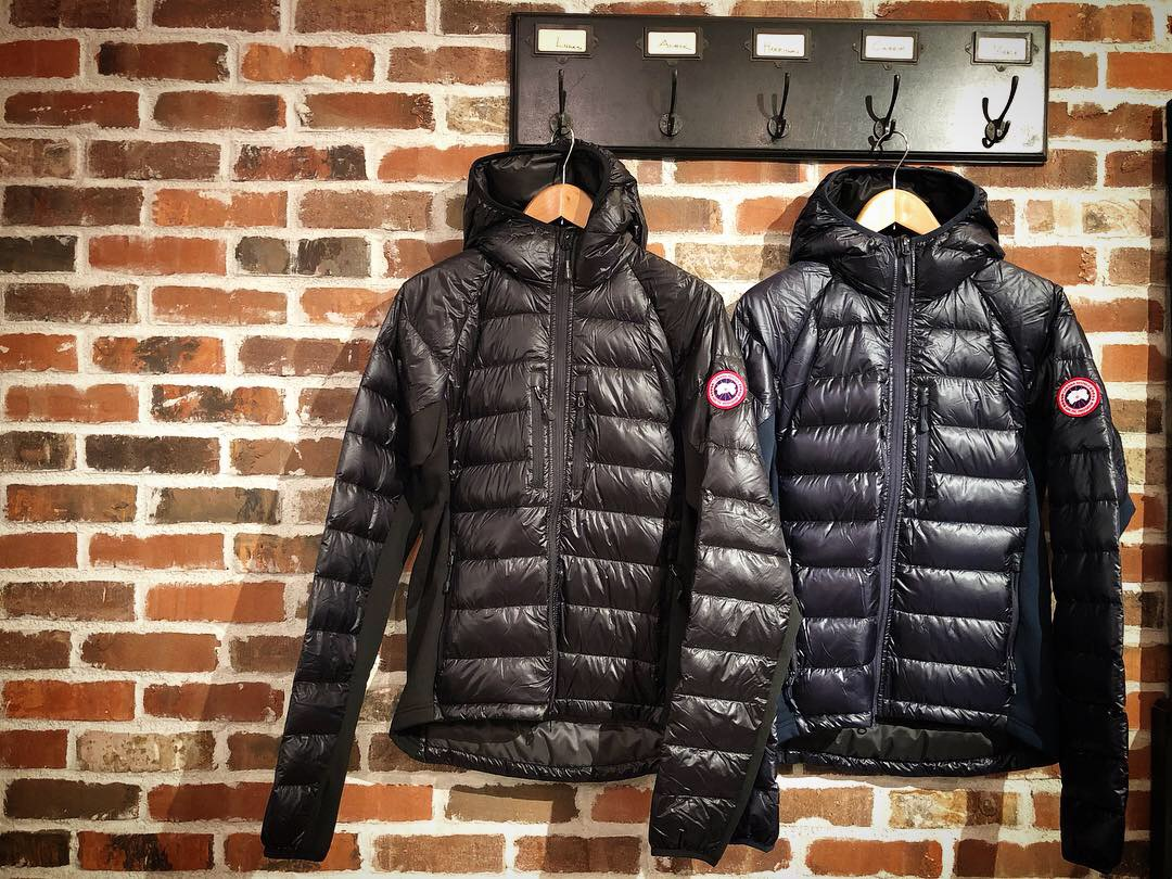 CANADA GOOSE - 2018 A/W COLLECTION!!_c0079892_1921775.jpg