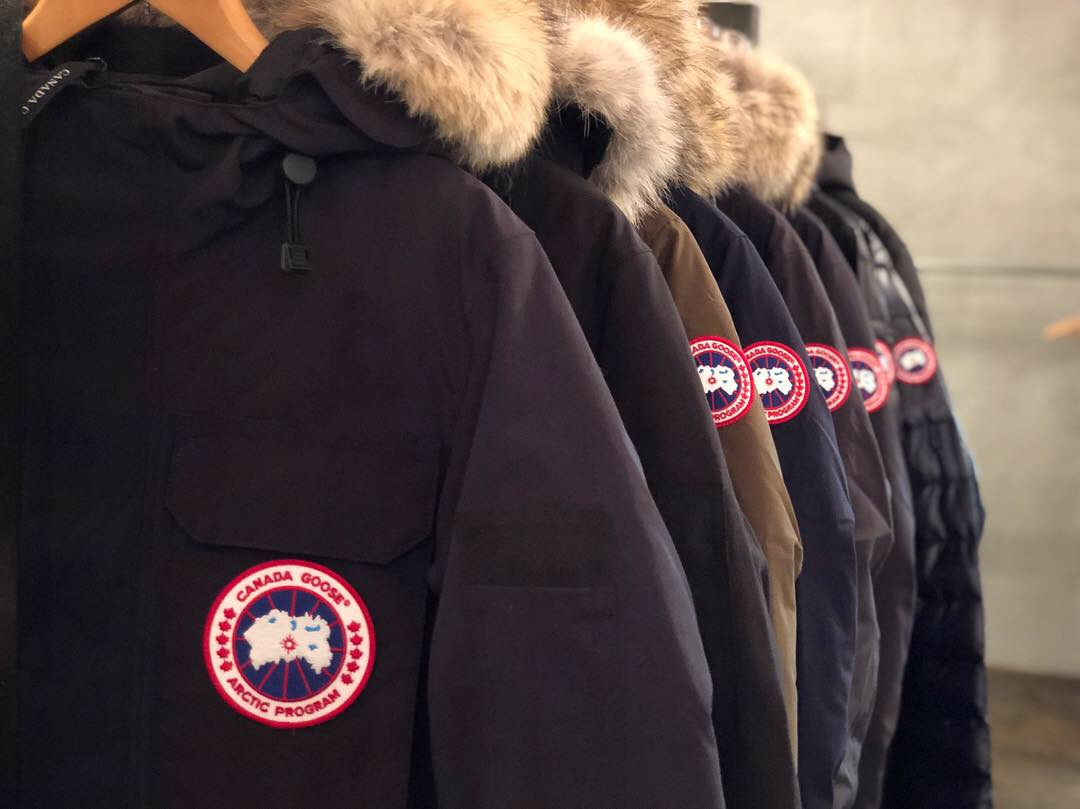 CANADA GOOSE - 2018 A/W COLLECTION!!_c0079892_19264279.jpg