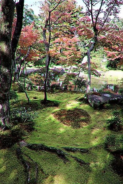 藤田八束の京都探訪@秋の京都は素晴らしい、山形有朋の別邸「無鄰菴の秋」を楽しむ_d0181492_22303267.jpg